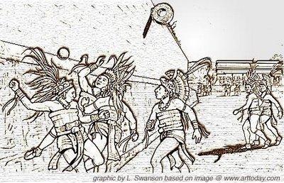 Mayan Baseball